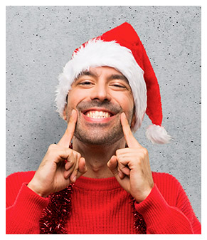 Give yourself a brighter, healthier smile for Christmas!